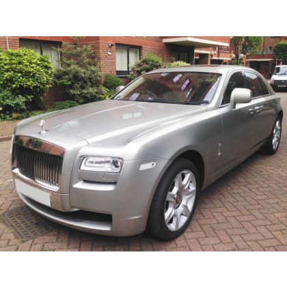 Rolls Royce Ghost 6.6 - 2011
