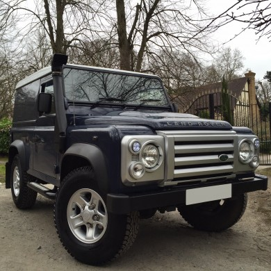 Land Rover Defender 90 2.2 Hard Top - 2012